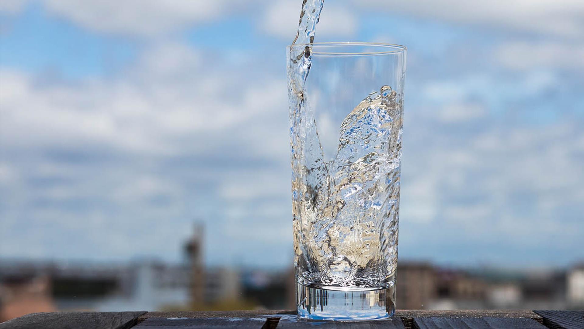 Kualitas air minum
